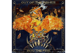 Axewitch - Out Of The Ashes Into The Fire (Ltd.Black Vinyl)  - (Vinyl)