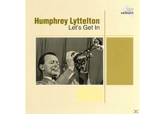 Humphrey Lyttelton - Let's Get In  - (CD)