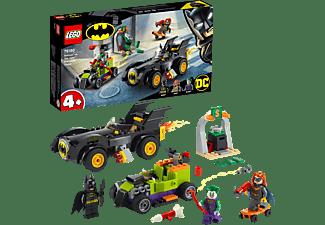 LEGO Batman™ vs. Joker™: Verfolgungsjagd im Batmobil Bauset, Mehrfarbig