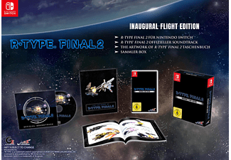 R-Type Final 2 - Inaugural Flight Edition - [Nintendo Switch]