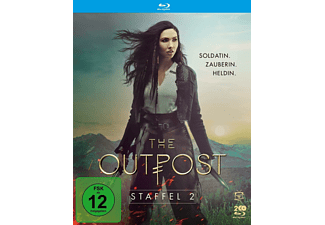 The Outpost-Staffel 2 (Folge 11-23) Blu-ray