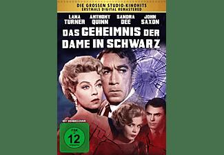 Das Geheimnis der Dame in Schwarz DVD