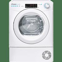 Secadora - Candy CSO H9A2TE-S, Condensación, 9 kg, WIFI, Bomba de Calor, 7 ciclos rápidos, Blanco