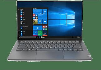 "Portátil - Lenovo Yoga S940-14IIL, 14"" UHD 4K, Intel® Core™ i7-1065G7, 16 GB, 1 TB SSD, Windows 10 Home, Gris"