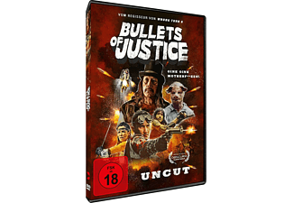 Bullets of Justice DVD