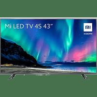 "TV LED 43"" - Xiaomi Mi TV 4S UHD 4K, Quad Core, Bluetooth, Android TV, PatchWall, Google Assistant, Chromecast"