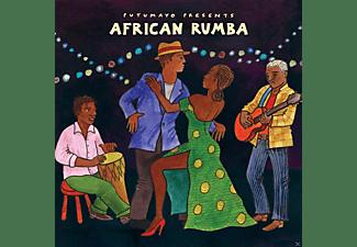 VARIOUS - African Rumba  - (CD)