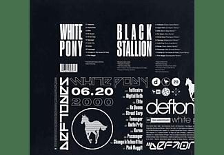 Deftones - WHITE PONY (20TH ANNIVERSARY D  - (Vinyl)