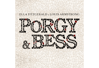Ella Fitzgerald & Louis Armstrong - Porgy And Bess  - (Vinyl)