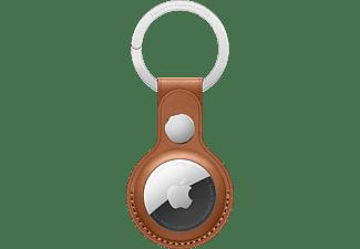 APPLE AirTag Schlüsselanhänger, Sattelbraun