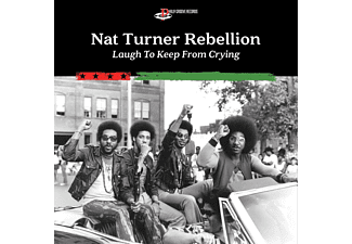 Nat Rebellion Turner - Laugh To Keep From Crying  - (CD)