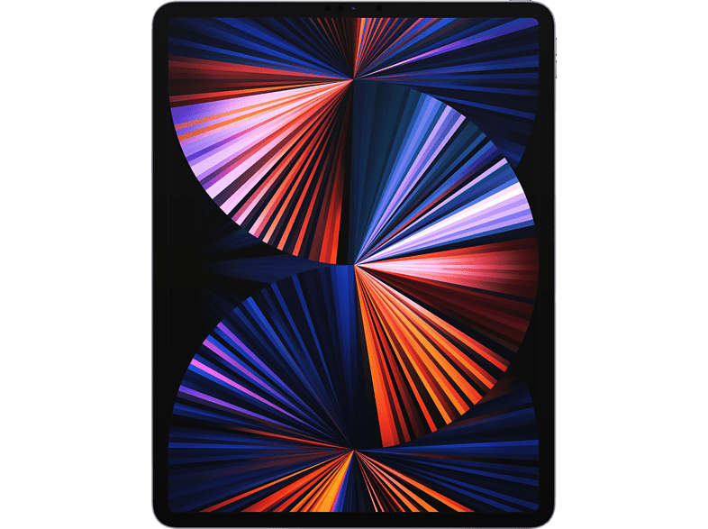 APPLE iPad Pro 12.9 Wi-Fi + Cellular (2021), Tablet, 128 GB, 12,9 Zoll, Space Grey