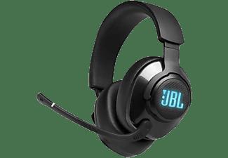 Auriculares gaming - JBL Quantum 400, Diadema, Jack 3.5 mm, Multiplataforma, Negro