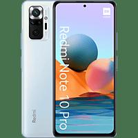 "Móvil - Xiaomi Redmi Note 10 Pro, Azul, 128 GB, 8 GB RAM, 6.67"" FHD+, Snapdragon™ 732G, 5020 mAh, Android 11"