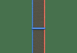 APPLE 44 mm Sport Loop, Ersatzarmband, Apple, Oliv
