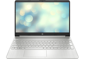 "Portátil - HP 15s-eq1117ns, 15.6"" HD, AMD Athlon™ Silver 3050U, 8GB, 256GB, Radeon™ Graphics, FreeDOS, Plata"
