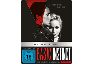 Basic Instinct 4K Ultra HD Blu-ray + Blu-ray