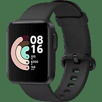"Smartwatch - Xiaomi Mi Watch Lite, 1.4"" TFT, Sensor de pulso, Wi-Fi, Bluetooth, Autonomía 9 días, Negro"