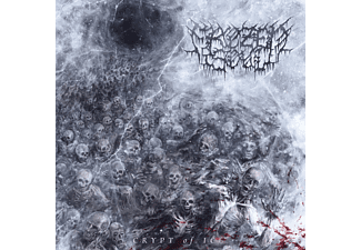 Frozen Soul - Crypt Of Ice  - (CD)