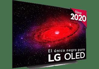"""TV OLED 55"""" - LG OLED55CX5LB, UHD 4K, 3840 x 2160 píxeles, 4K α9 Gen3 con AI, 4x HDMI 2.1, 3x USB 2.0, Negro"""