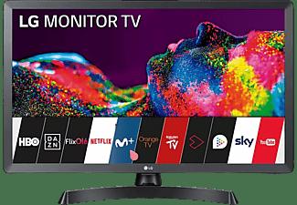 "TV LED 24"" - LG 24TN510S-PZ, HD, Triple XD-Engine, Smart TV webOS 4.5, Virtual Surround, DVB-T2/C/S2, Negro"