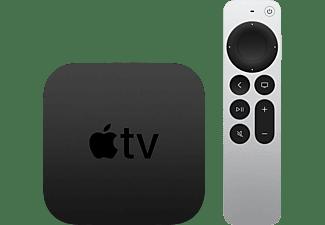 APPLE TV 4K (2021) Multimediaplayer, Schwarz