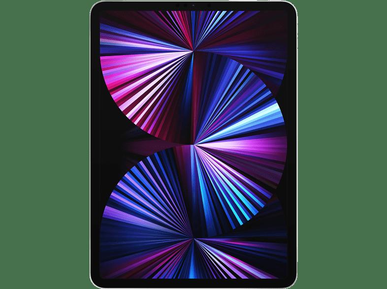 APPLE iPad Pro 11 Wi-Fi (2021), Tablet, 128 GB, Zoll, Silber