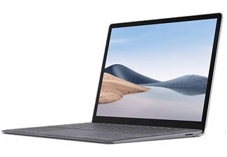 MICROSOFT Surface Laptop 4 - Platinum i5 8GB 512 GB