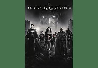 La Liga de la Justicia de Zack Snyder - 2 DVD