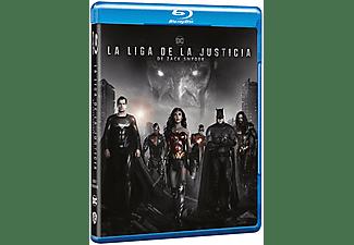 La Liga de la Justicia de Zack Snyder - Blu-ray