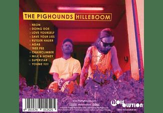 The Pighounds - Hilleboom (Digipak)  - (CD)