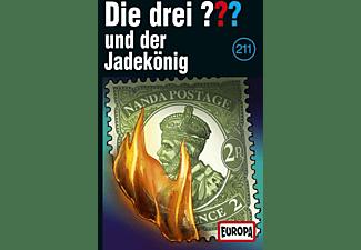 Die Drei ??? - 211/und der Jadekönig  - (MC (analog))