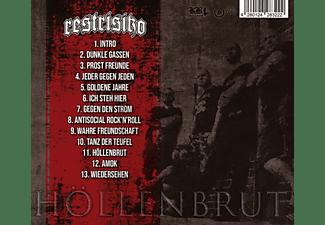 Restrisiko - Höllenbrut  - (CD)