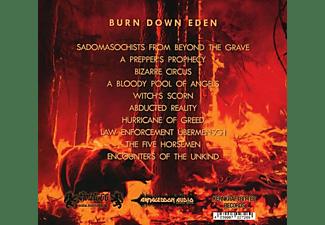 Burn Down Eden - Burn Down Eden  - (CD)