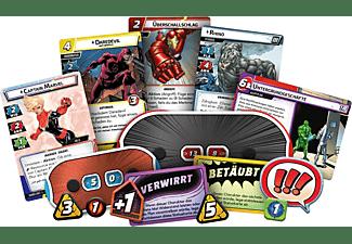 FFG Marvel Champions: Das Kartenspiel - Grundspiel Kartenspiel Mehrfarbig
