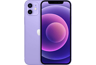 "Apple iPhone 12, Púrpura, 128 GB, 5G, 6.1"" OLED Super Retina XDR, Chip A14 Bionic, iOS"