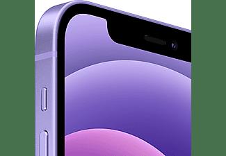 "Apple iPhone 12, Púrpura, 64 GB, 5G, 6.1"" OLED Super Retina XDR, Chip A14 Bionic, iOS"