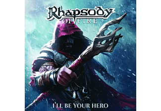 Rhapsody Of Fire - I'LL Be Your Hero (EP)  - (CD)