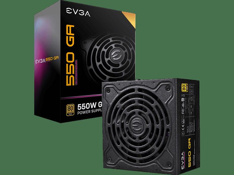 EVGA SuperNOVA 550 GA 220-GA-0550-X2 Netzteil Watt