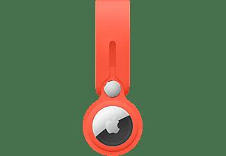 Apple correa para AirTag MK0X3ZM/A, Correa Loop de poliuretano, Naranja eléctrico
