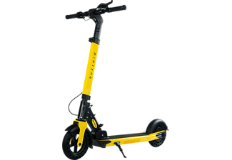 BE COOL E-Scooter BUZZARD, gelb