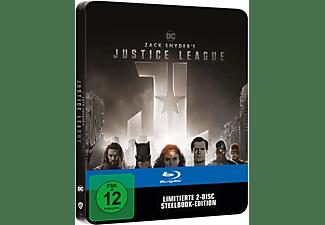 Zack Snyder's Justice League (Steelbook) Blu-ray