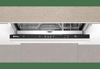 Lavavajillas - Balay 3VF302NP, Integrable, 12 servicios, 4 programas, Motor ExtraSilencio, 59.8 cm, Blanco