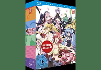Die Monster Mädchen – Gesamtausgabe Blu-ray
