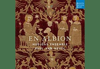 Paul Van Nevel / Huelgas Ensemble - En Albion: Medieval Polyphony in England  - (CD)