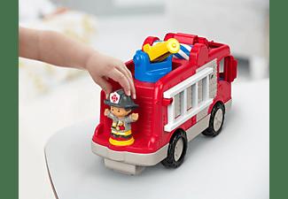 FISHER PRICE Little People Feuerwehr Spielfiguren Set Mehrfarbig