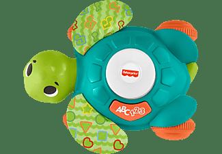 FISHER PRICE BlinkiLinkis Meeres-Schildkröte Baby-Spielzeug mit Musik Mehrfarbig