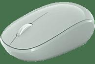 Ratón inalámbrico - Microsoft RJN-00027, Para PC, Bluetooth, Sistema óptico, Verde