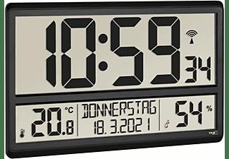 TFA 60.4520.01 Digitale XL Funkuhr