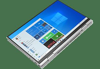HP Convertible ENVY x360 15-es0901ng, i7-1165G7, 16GB, 1TB, MX450, 15.6 Zoll Touch 4K, Natursilber